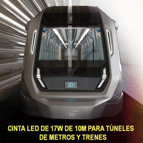 1. Cintas led para trenes 1