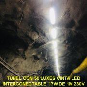1. cinta interconectable 2