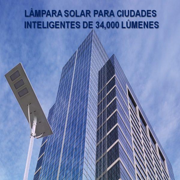 1. lampara para ciudades inteligentes #1