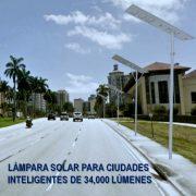 1. lampara para ciudades inteligentes #2
